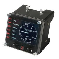 Приборная панель Logitech G Flight Instrument Panel  945-000008