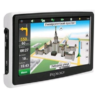Prology iMap-7300 Black/White