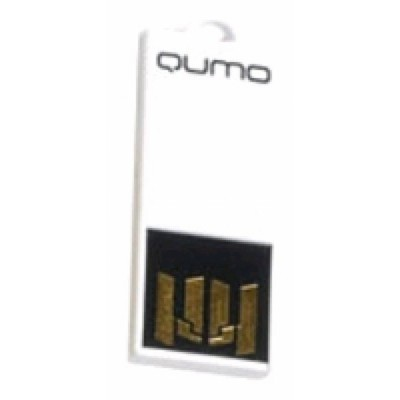 Qumo 16GB Sticker QM16GUD-STR-White