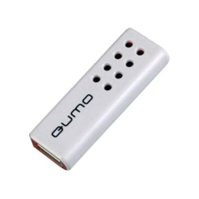 Qumo 4GB USB 2.0 Domino-blue
