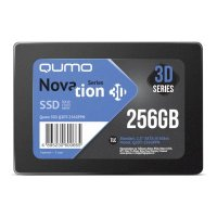 Qumo Novation 3D 256Gb Q3DT-256GPPN