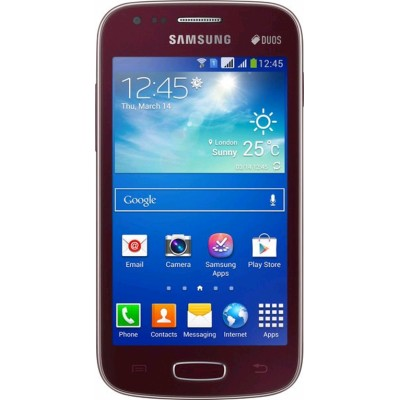 Samsung Galaxy Star Plus GT-S7262WRASER
