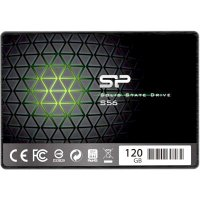 SSD диск Silicon Power Slim S56 120Gb SP120GBSS3S56B25RM