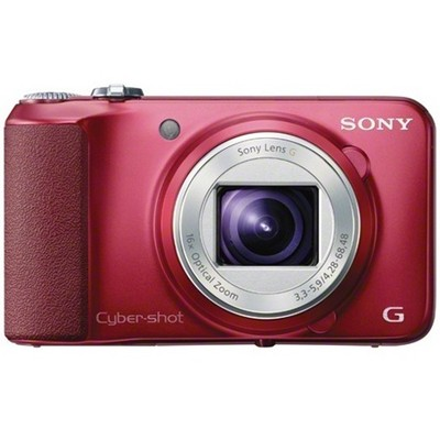 Sony Cyber-shot DSC-H90 Red