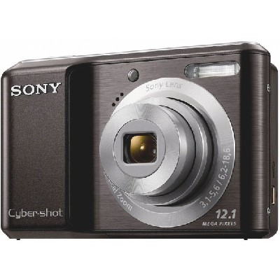 Sony Cyber-shot DSC-S2100 Black
