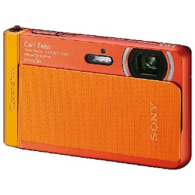 Sony Cyber-shot DSC-TX30 Orange