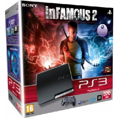 Sony PlayStation 3+In Famous 2
