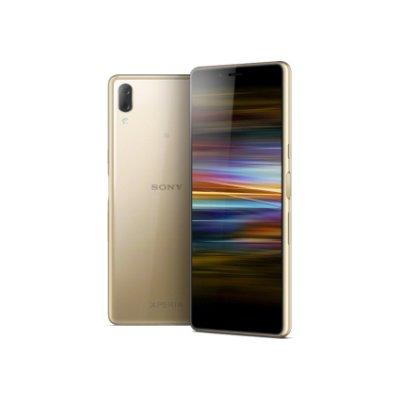 6a55f7c9ac8cf Смартфон Sony Xperia L3 Gold купить, цена и характеристики в ...