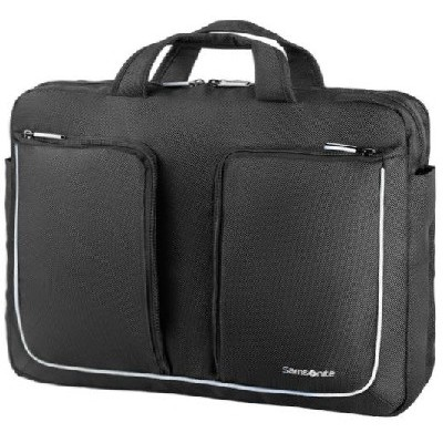 Сумка Samsonite 11U*002*09 Black/White
