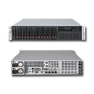 SuperMicro SYS-2026T-URF4+