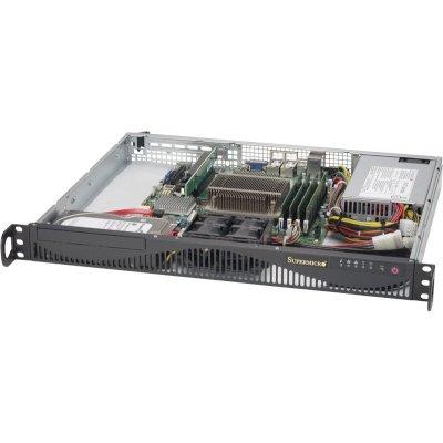 Сервер SuperMicro SYS-5019S-ML SYS-5019S-ML