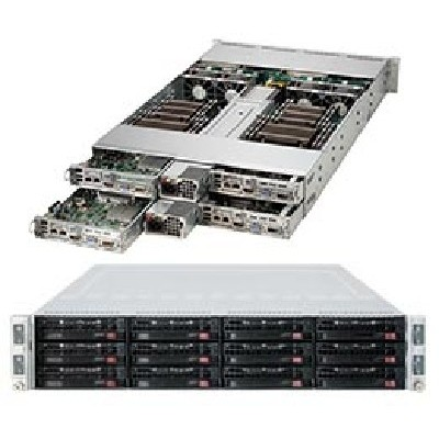 SuperMicro SYS-6027TR-HTFRF