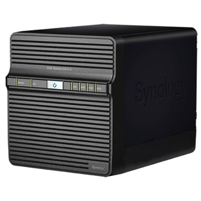 Synology DS410