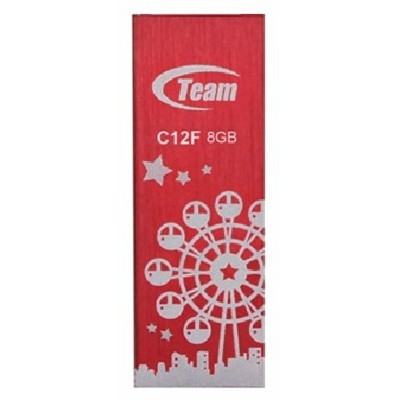 Team Group 8GB C12F Red