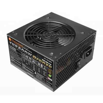 Thermaltake 600W PS-TR2-0600NPCBEU-B
