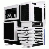 Thermaltake Case Level 10GT Snow VN10006W2N