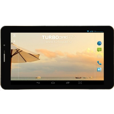 TurboPad 722 Black