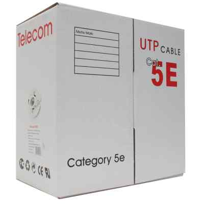 Витая пара Telecom UTP4-TC305C5EPRO-CCA-IS