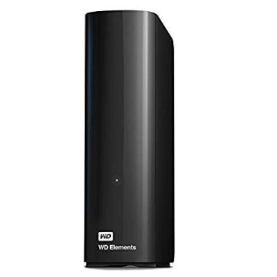 жесткий диск WD Elements Desktop 10Tb WDBWLG0100HBK-EESN