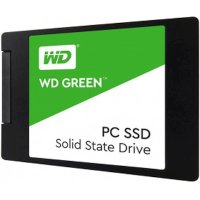 SSD диск WD Green 480Gb WDS480G2G0A