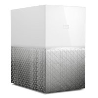Сетевое хранилище WD My Cloud Home Duo WDBMUT0120JWT-EESN