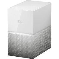 Сетевое хранилище WD My Cloud Home Duo WDBMUT0160JWT-EESN