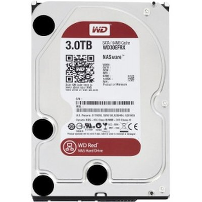 жесткий диск WD Red 3Tb WD30EFRX