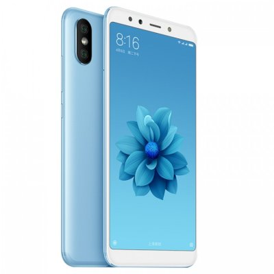 a5ba1f8fc1b34 Смартфон Xiaomi Mi A2 Lite 3-32GB Blue купить, цена и характеристики ...